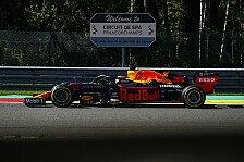 Formel 1 Monza, Strafe: Max Verstappen muss von hinten starten