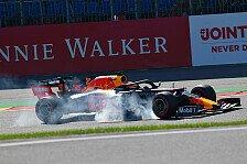 Max Verstappen ohne Power: Honda im Spa-Training gedrosselt
