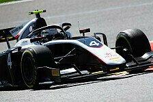 Formel 2 Spa-Qualifying: De Vries holt Pole, Schumacher auf P6