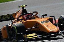 Formel 2 Monza 2019: Aitken siegt, Schumacher holt Punkte