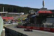 Formel 1: Spa sperrt auf, grünes Licht für Belgien-GP 2020