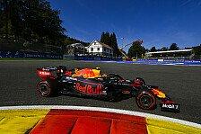 Formel 1, Albon rockt Red-Bull-Debüt: P5 mit Last-Minute-Move