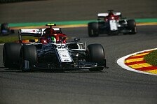 Formel-1-Zeugnis: Antonio Giovinazzis Saison-Fazit 2019
