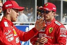 Streit zwischen Vettel und Leclerc: Teamchef vergibt Leclerc