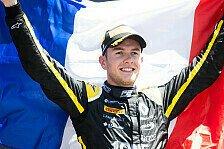 Formel 1 erinnert an Anthoine Hubert: Ein Jahr danach