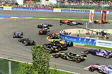 Formel 1 Kalender, Belgien verbietet Massenevents: Spa zittert