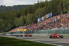 Formel 1, Haug über Mercedes-Stärke: Ferrari hat sie provoziert