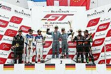 Blancpain GT World Challenge: 1. Saisonsieg für R-Motorsport