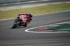 MotoGP: Aprilia und Ducati testen in Misano