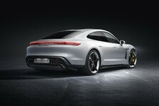 Porsche Taycan 2019: Weltpremiere des Elektro-Sportlers