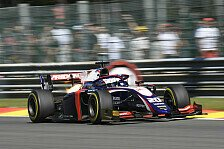 Formel 2, Trident fehlt Auto: Alesi-Chassis noch bei Polizei