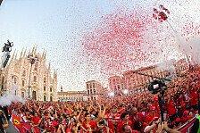 Formel 1 2019: Italien GP - Festival 90 Jahre Ferrari