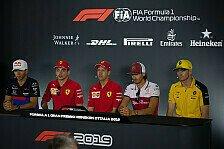 Formel 1 2019: Italien GP - Donnerstag