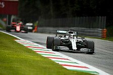 Formel 1 Monza: Hamilton dran an Ferrari - Mercedes kampfbereit