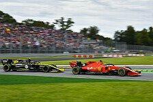 Formel 1, Renault entdeckt Monza-Stärke: Den Top-Teams ganz nah