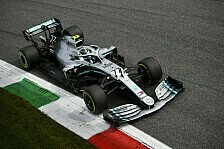 Formel 1, Bottas: Räikkönen-Crash hat mich Monza-Pole gekostet