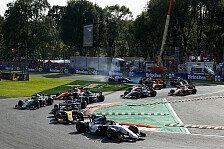Formel 2 und Formel 3 Monza 2020: News-Ticker aus Italien