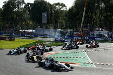 Formel 2 2019: Italien GP - Rennen 19 & 20