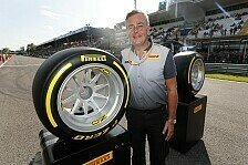 Formel 1, 2021: Heizdecken helfen Pirelli bei der Entwicklung
