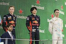 Formel 3 2019: Belgien GP - Rennen 13 & 14