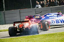 Formel 1 Bahrain 2020: Kvyat kassiert für Crash 10 Sekunden