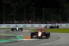 Formel 1 Live-Ticker Monza 2019: Reaktionen zum Leclerc-Triumph