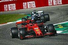 Formel 1, Leclerc: Weniger Rennen? Mehr Risiko gegen Mercedes!