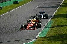 Formel 1 Analyse Monza: Warum keine Strafe für Leclerc?