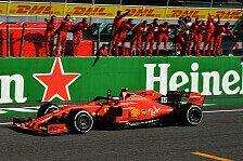 Formel 1, Leclerc: Geschenkter Ferrari steht so im Vertrag