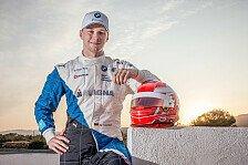 Formel E: BMW verpflichtet Maximilian Günther als Stammfahrer