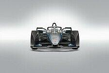 Mercedes präsentiert sein neues Formel-E-Team für 2019/20