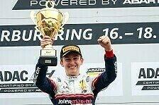 ADAC Formel 4: Théo Pourchaire steht vor Titelgewinn