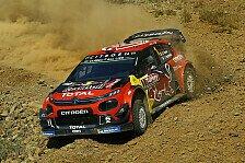 WRC 2020: Citroen steigt aus - Ogier-Verlust Schuld