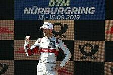 DTM-Champion Rene Rast: Sein Weg zur zweiten Meisterschaft