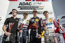 ADAC Formel 4: Hauger feiert dritten Saisonsieg