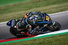 Moto2 Misano II 2020: Luca Marini holt Pole Position