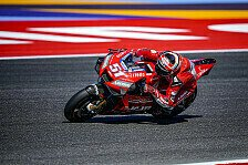 MotoGP: Ducati, KTM und Aprilia testen in Misano