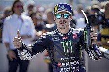 MotoGP: Maverick Vinales verlängert Yamaha-Vertrag bis 2022