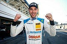 Formel E: Audi mit van der Linde und Drudi beim Marrakesch-Test