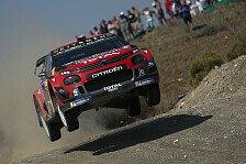 WRC - Video: WRC Video, Rallye Türkei: Sonntag in der Zusammenfassung
