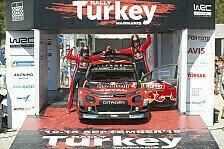 WRC Rallye Türkei 2019: Alle Fotos vom 11. WM-Rennen