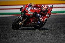 MotoGP - Andrea Dovizioso: Vielleicht war ich heute das Problem