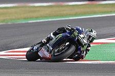 MotoGP Misano 2020: Maverick Vinales dominiert FP1