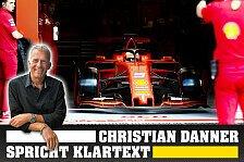 Danner Klartext: Darum schreibe ich Vettel noch lange nicht ab