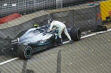 Formel 1 Singapur: Bottas erklärt großen Rückstand auf Hamilton