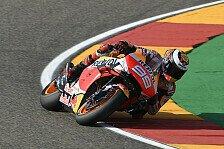 MotoGP Aragon - Lorenzo nur 20.: Verletzung keine Ausrede mehr