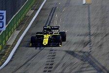 Formel 1, Hülkenberg treibt Qualifying-Spielchen: Fehlschuss