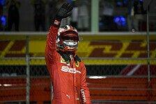 Formel 1 - Kann Leclerc Ferraris neuer Schumacher sein?