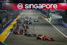 Formel 1 2020: Singapur, Japan, Aserbaidschan abgesagt