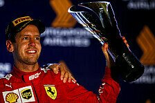 Vettel zu Strategie-Streit: Platztausch wäre riskant gewesen